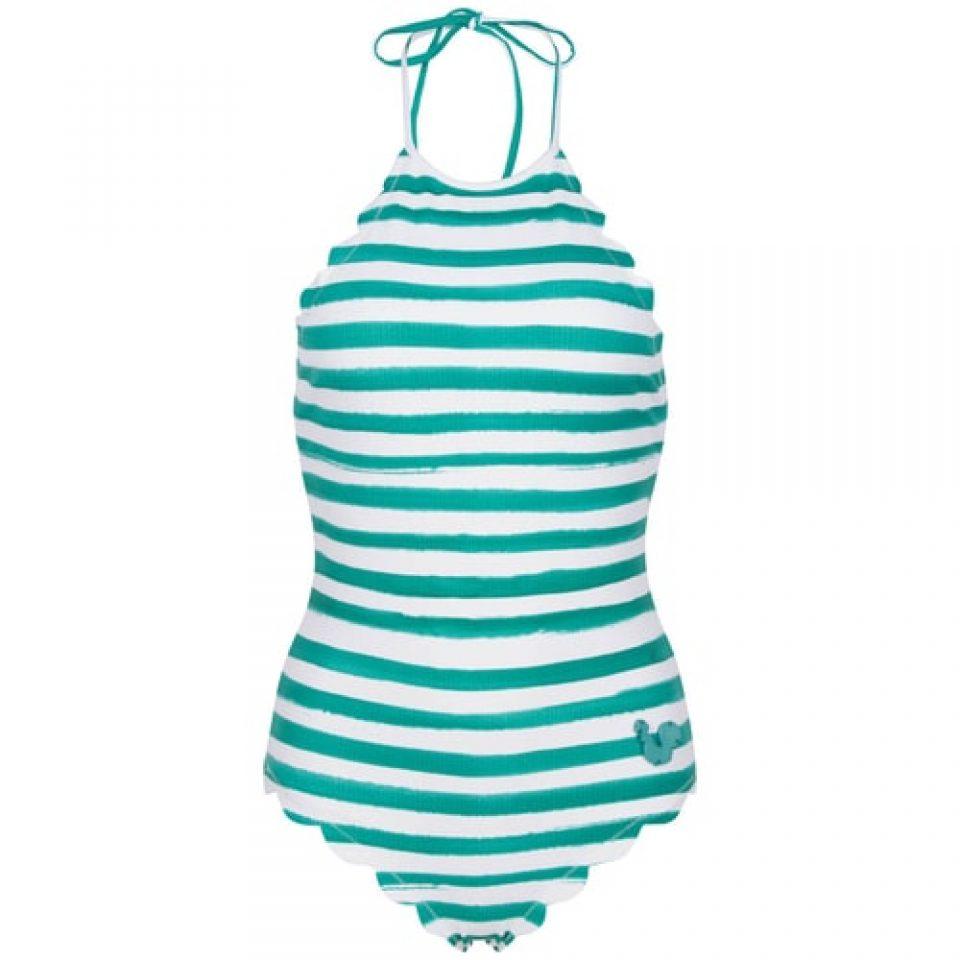 striped bathing suit swimwear photography clothingphotography.com